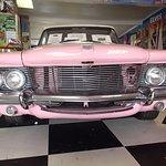 Original pink cadillac