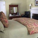 Newly renovated Egleston Room