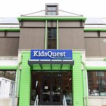 KidsQuest's exterior in downtown Bellevue.