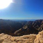 top of the overlook