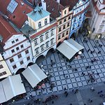 Old Town Sq from the Tower
