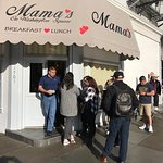 Foto de Mama's on Washington Square