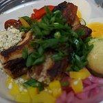 "The ""Kobb"" Salad -  A Togarashi Twist on the Original"