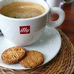 Φωτογραφία: Rosetta Illy Coffee