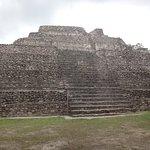 Cacchoban Ruins