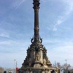 Monumento a Cristoforo Colombo Foto