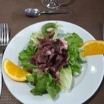 Salade de Gésiers magret