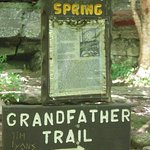 Profile Trail is my favorite! We made it to Shanty Spring...we snapped our pic of Grandfather Mt