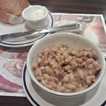 Bean Soup (was very thick)