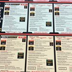 Delicious menus with excellent choice & value for money.