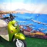 Tours en Vespa, Scooter y motocicletas