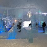 Icehotel Foto