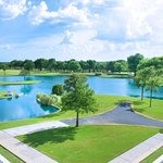 109 renovated rooms with balconies overlooking the pristine landscaped grounds