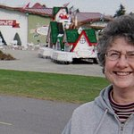 My loving wife, Mary (pictured) and I have visited Bronner's CHRISTmas Wonderland for 47 years!
