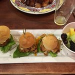 Trio of Shoreman Sliders