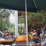 Starbucks near Chapultepec Park