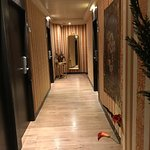 Pasillo de acceso habitaciónes