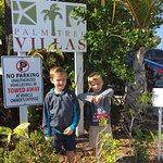 A fabulous weekend at Palm Tree Villas