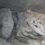 Photo of Elephanta Caves