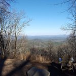 Over looking Dahlonega, Blairsville, and Yona Mountain