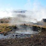 More hot springs