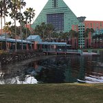 Walt Disney World Swan and Dolphin Foto