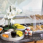 Sandcastle Inn Tybee Island Free Continental Breakfast