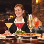 Enjoy our cocktails and bar menu