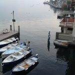 "Camera ""Viola"" vista lago dal balconcino"