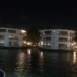 La noche en el Aquario !!!