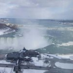 day view of the Horseshoe falls