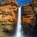 Monitor Falls - one of our Tours