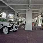 Entrance to Grand Floridian