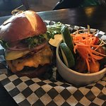The Canadian Burger ($14.50 CDN)