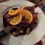 Roast Duck Entree