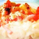 Yummy macaroni and cheese