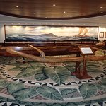 outrigger in lobby