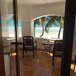Deluxe ocean view room - private patio