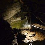Foto de Te Anau Glowworm Caves