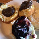 Biscuits & jelly