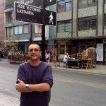 Photo de Barrio Lastarria