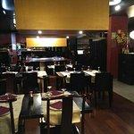 Interior of the restaurant 1