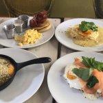 Breakfast at Mila