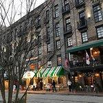 Photo of River Street Savannah