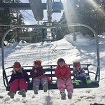 Ski 'em young!