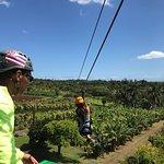 Photo de Maui Zipline Company