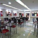 Hotel Sol de Piedra. Área de Comedor.