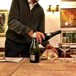 Marco -- He's passionate about wine, knows so much about wine in general & Italy especially!