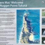 Nugget Point Foto