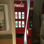 Coke machine.